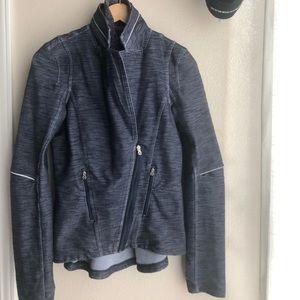 Lululemon Ride On Blazer Jacket Deep Indigo Size 6